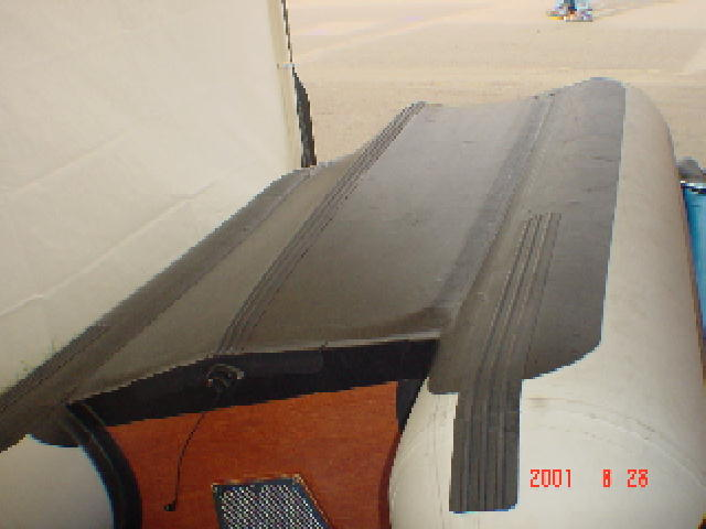 Alaska Series Seward inflatable sport boats  High preasure air floor